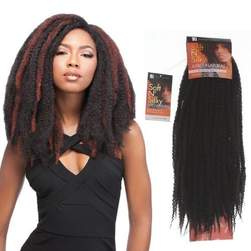 Afro Kinky Twists Bulk Braids- Over 10 Colours